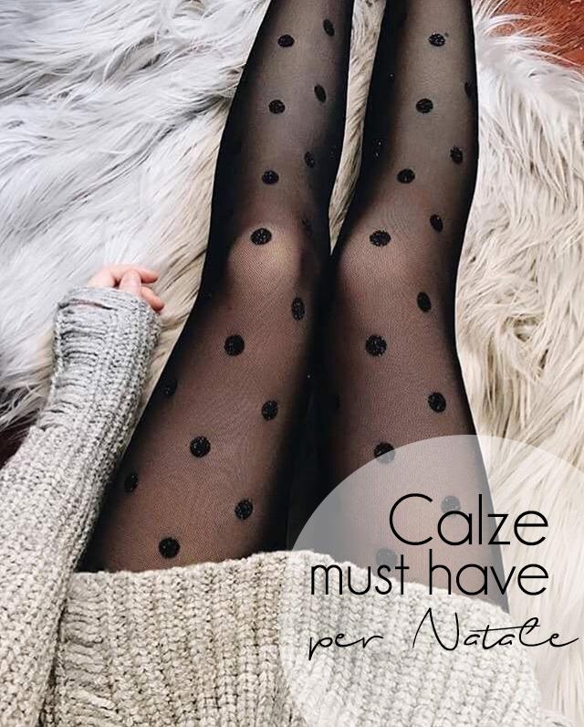 scarpe da corsa presentando stili diversi Calze must have per le festività - ELISABETTA PISTONI
